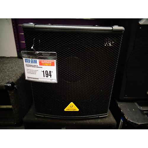 used behringer eurolive b1200d pro powered subwoofer guitar center. Black Bedroom Furniture Sets. Home Design Ideas