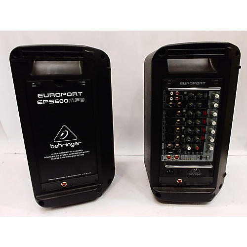 Behringer Europort Eps500mp3 Sound Package