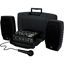 Behringer Europort PPA200 Portable PA System Level 1