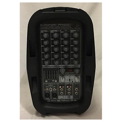 Behringer Europort Ppa500 Unpowered Speaker