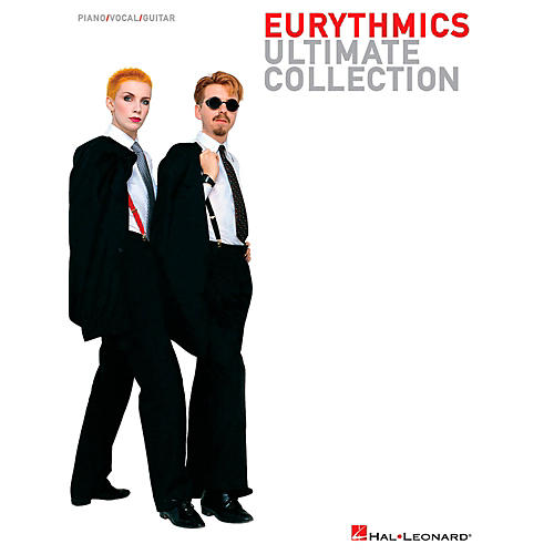 Hal Leonard Eurythmics - Ultimate Collection Songbook for Piano/Vocal/Guitar