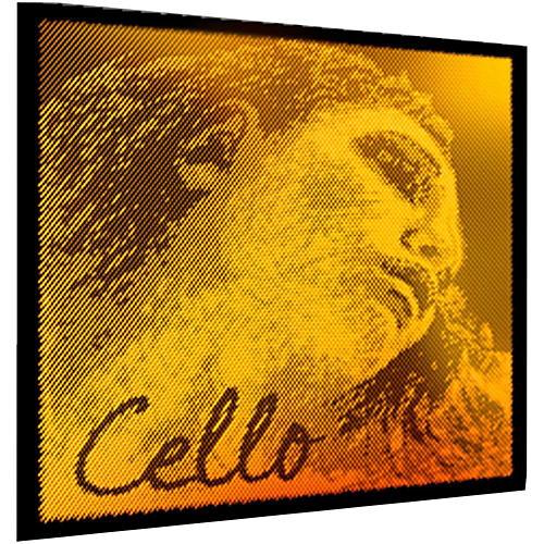 Pirastro Evah Pirazzi Gold Cello String Set