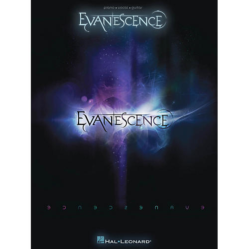 Hal Leonard Evanescence - Evanescence Songbook for Piano/Vocal/Guitar