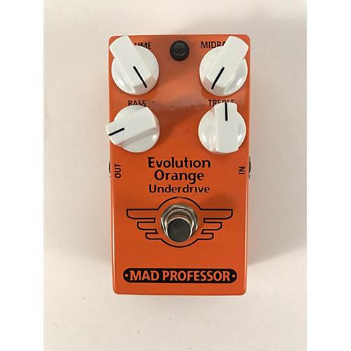 Mad Professor Evolution Orange Effect Pedal