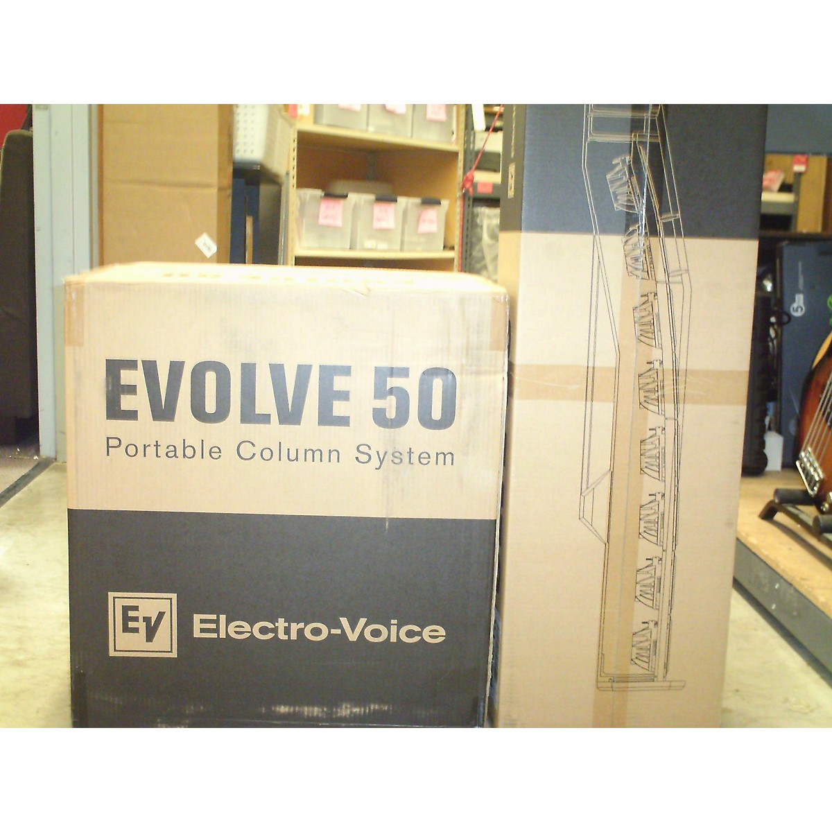 Electro-Voice Evolve50 Powered Speaker