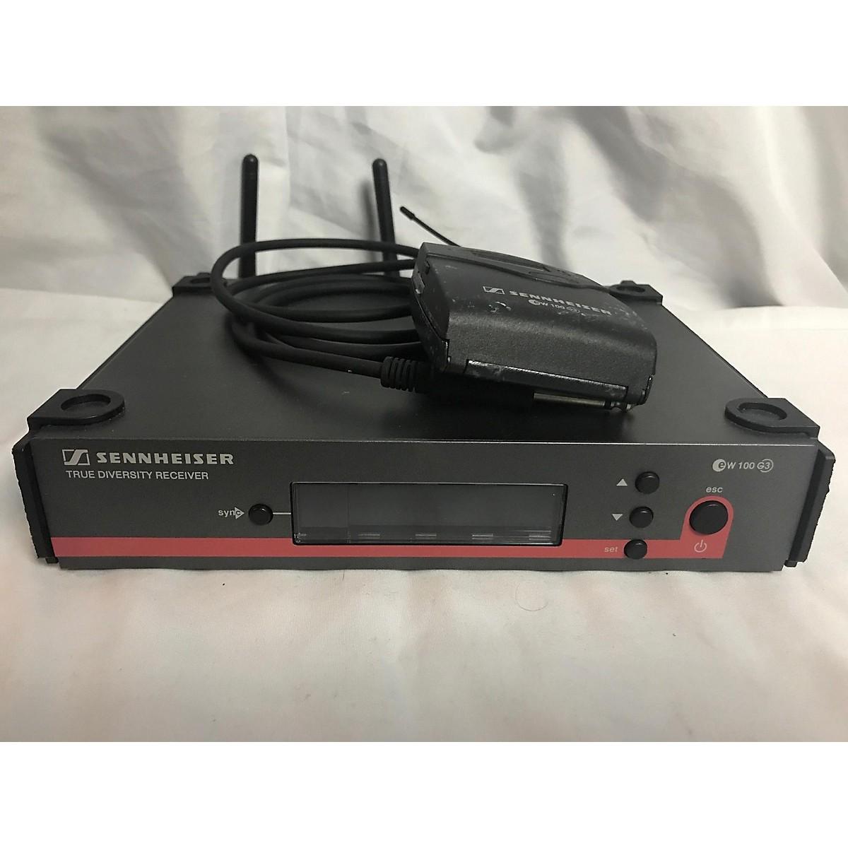 Sennheiser Ew100 G3 Instrument Instrument Wireless System