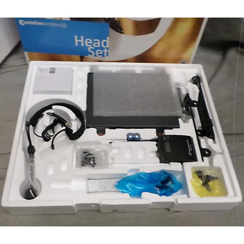 Sennheiser Ew152g3 Headset Wireless System
