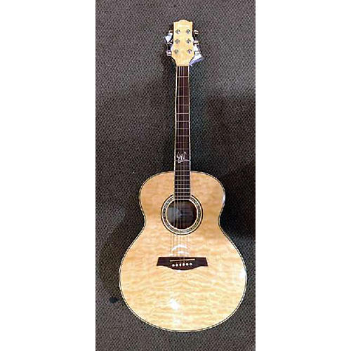 Ibanez Ew20qmbbd Acoustic Electric Guitar