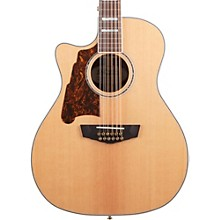 D'Angelico Excel Fulton Left Handed 12-String Acoustic-Electric Guitar