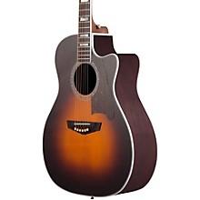 Excel Gramercy Acoustic-Electric Guitar Level 2 Sunburst 888366058459