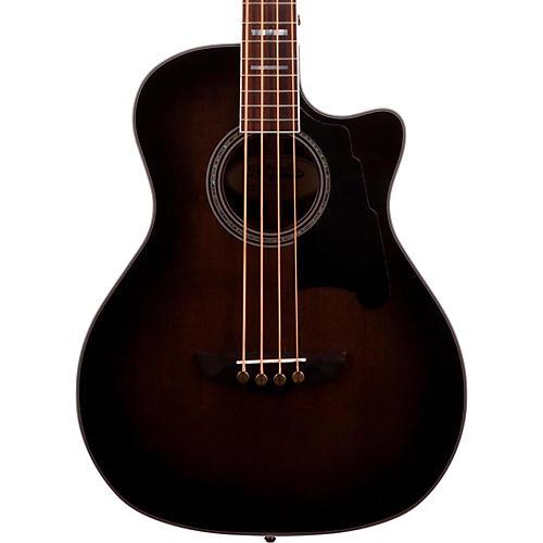 D'Angelico Excel Mott Acoustic Bass Guitar