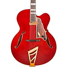 Excel Series EXL-1 Throwback Hollowbody Electric Guitar USA Seymour Duncan Floating Mini Humbucker Stairstep Tailpiece Viola