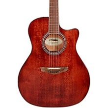 Excel Series Gramercy XT Grand Auditorium Acoustic-Electric Guitar Matte Walnut Stain