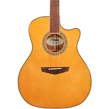 Excel Series Gramercy XT Grand Auditorium Acoustic-Electric Guitar Vintage Natural