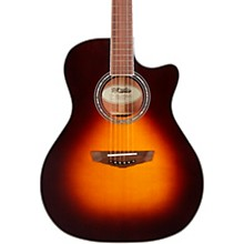 Excel Series Gramercy XT Grand Auditorium Acoustic-Electric Guitar Vintage Sunburst