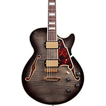 D'Angelico Excel Series SS Semi-Hollow Electric Guitar with Stopbar Tailpiece
