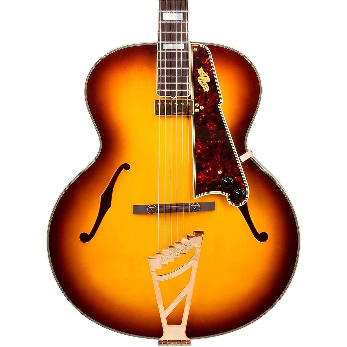 D'Angelico Excel Style B Hollowbody Electric Guitar