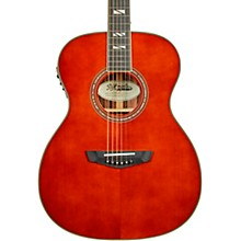 Excel Tammany Orchestra Acoustic-Electric Guitar Auburn