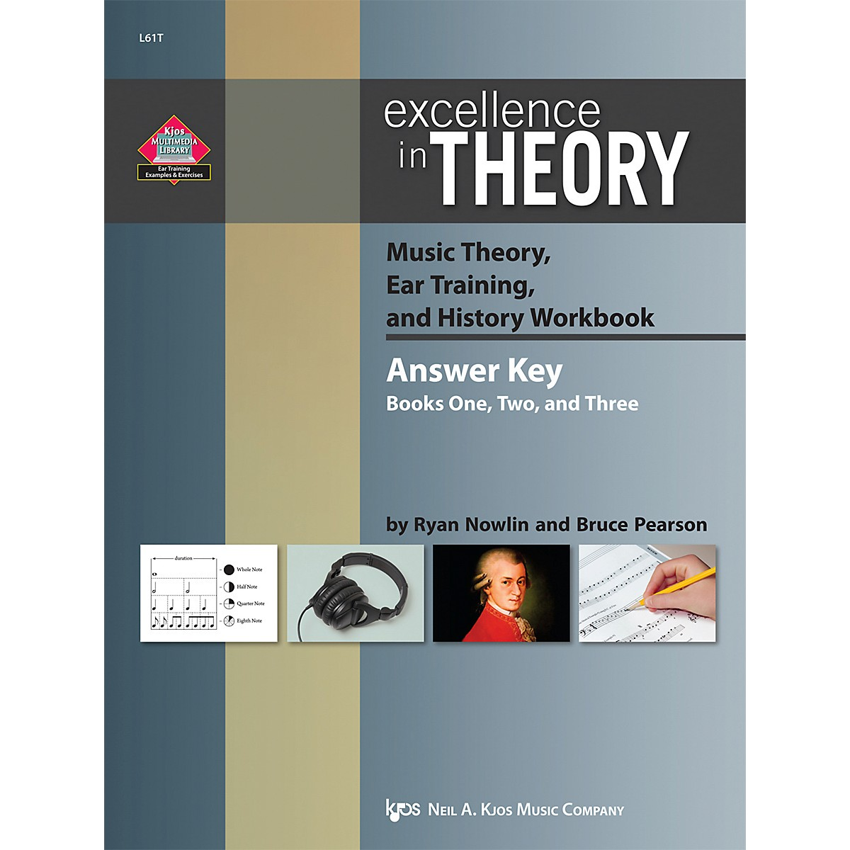KJOS Excellence In Theory Answer Ky