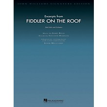 Hal Leonard Excerpts from Fiddler on the Roof John Williams Signature Edition Orchestra Series by John Williams