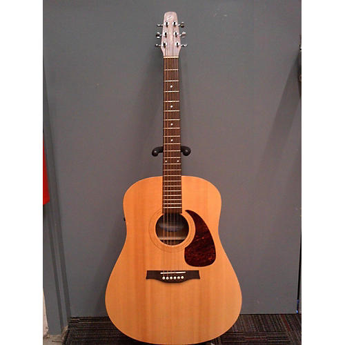 Seagull Excursion Walnut Isyst Acoustic Electric Guitar