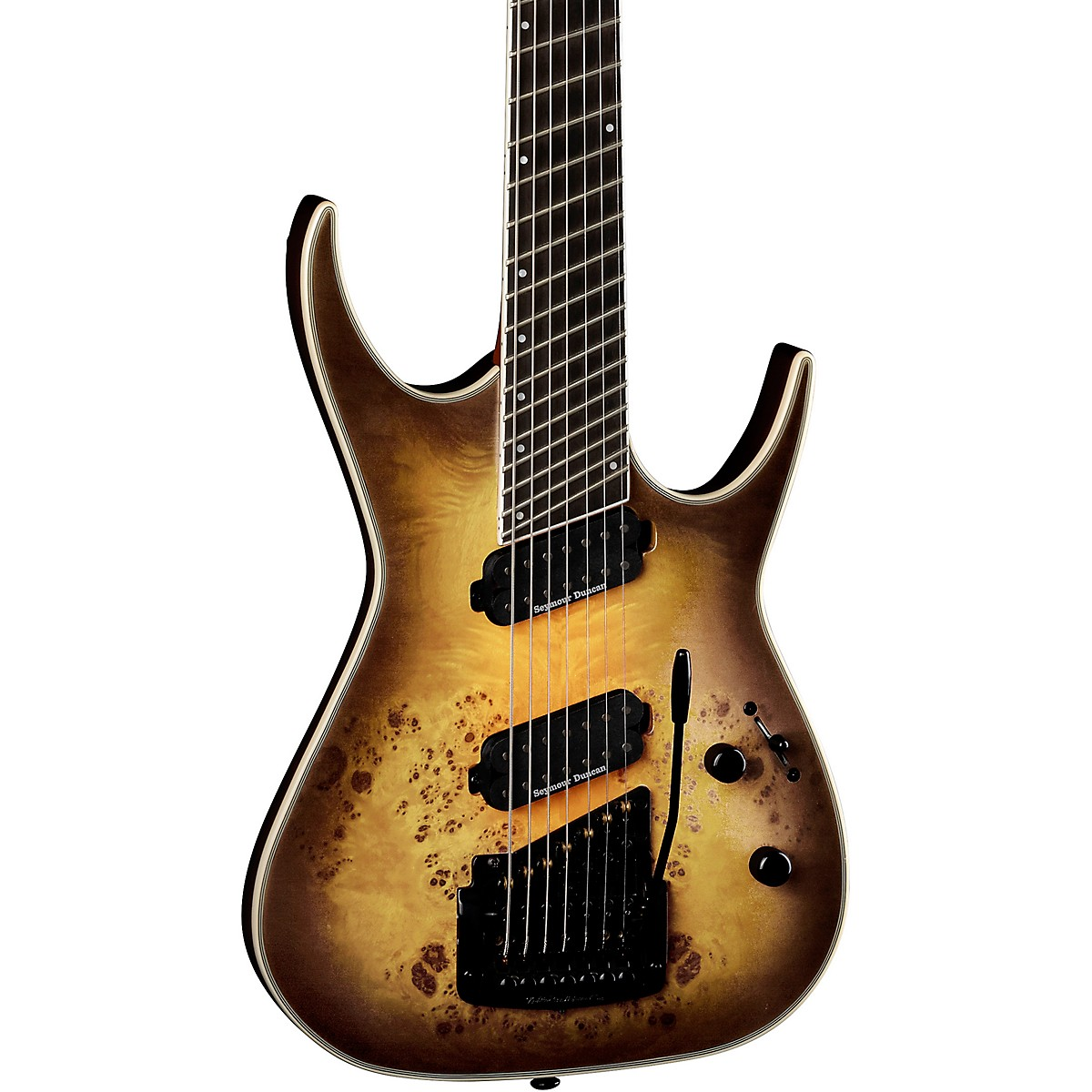 Dean Exile Select 7-String Multi Scale with Kahler Electric Guitar