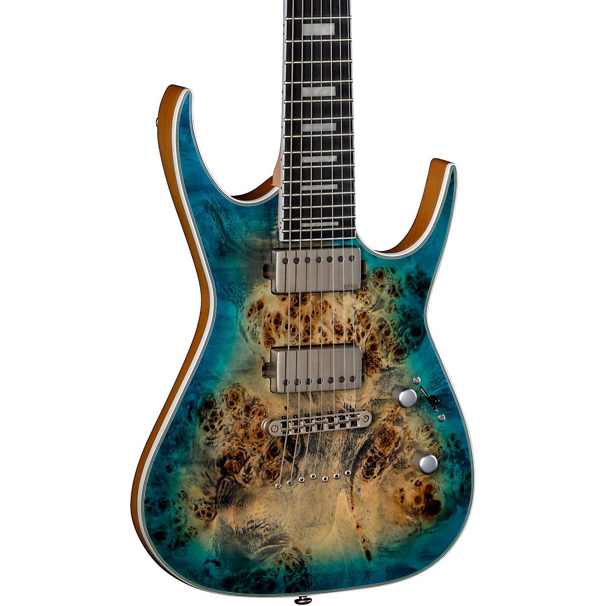 Dean Exile Select Burled Poplar 7-String Electric Guitar