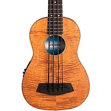 Kala Exotic Mahogany Acoustic U-Bass Level 1 Natural