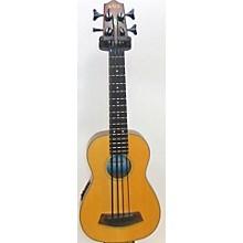 Kala Exotic Mahogany U-Bass Acoustic Bass Guitar