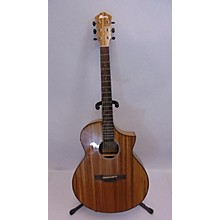 Ibanez Exotic Wood AEW40ZW-NT Acoustic-Electric Guitar Natural Acoustic Electric Guitar