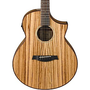 Ibanez Exotic Wood Aew40zw Nt Acoustic Electric Guitar