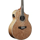 Ibanez Exotic Wood Series EW2012ASENT 12-String Acoustic-Electric Guitar Gloss Natural