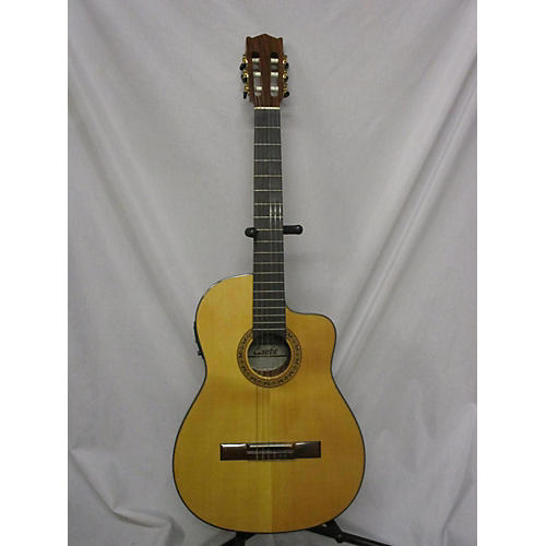 Giannini Exotic Wood Series GWNEW2 CT Classical Acoustic Electric Guitar
