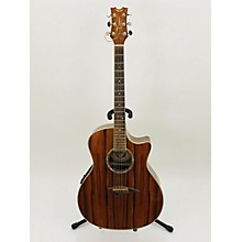 Dean Exotica Andes Acoustic Electric Guitar