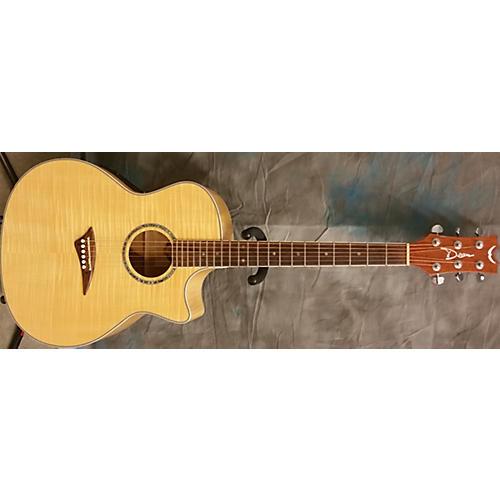 Dean Exotica FM Acoustic Electric Guitar