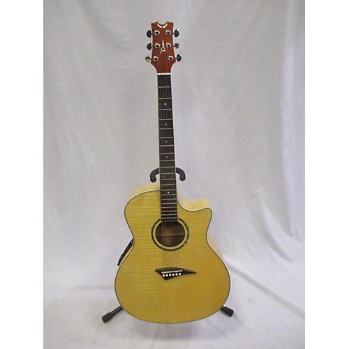 Dean Exotica FM Acoustic Electric Guitar