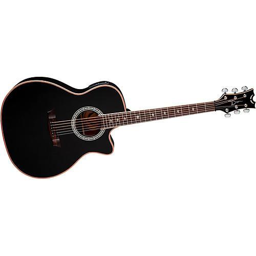 Dean Exotica Plus Solid Top Left-Handed Acoustic-Electric Guitar