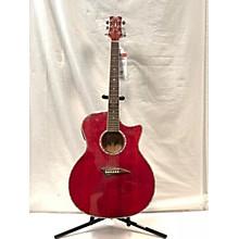 Dean Exotica QSE TR Acoustic Electric Guitar