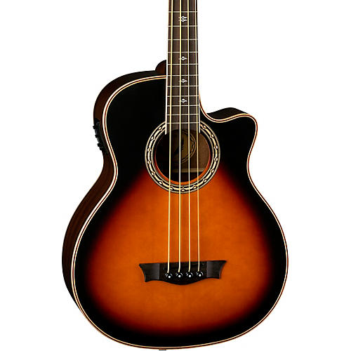 Dean Exotica Supreme Acoustic-Electric Bass
