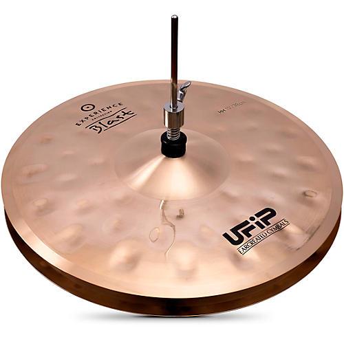 UFIP Experience Series Blast Hi-Hat Cymbals