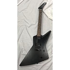used gibson explorer b 2 solid body electric guitar satin black guitar center. Black Bedroom Furniture Sets. Home Design Ideas