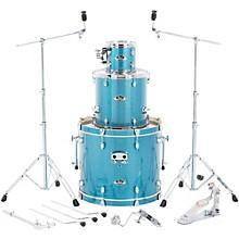 Export Double Bass Add-on Pack Aqua Blue Glitter