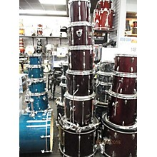 Pearl Flutes Export Drum Kit