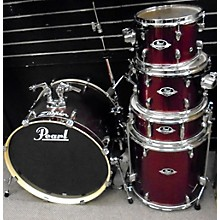 Pearl Export New Fusion 5-Piece Drum Set W/ Hardware Drum Kit