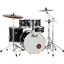 Export New Fusion 5-Piece Drum Set with Hardware Level 1 Jet Black