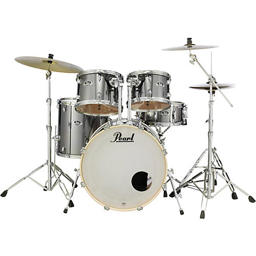 Pearl Export New Fusion 5-Piece Drum Set with Hardware