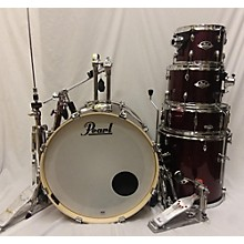 Pearl Export New Fusion W/ Pearl Hardware Drum Kit