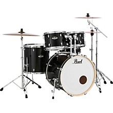 Export Standard 5-Piece Drum Set with Hardware Jet Black