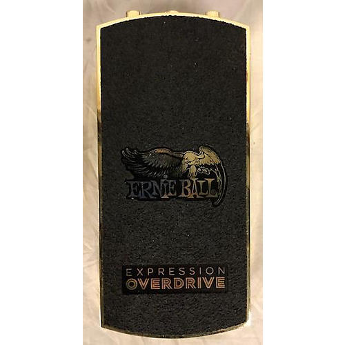 Ernie Ball Expression Overdrive Pedal Effect Pedal
