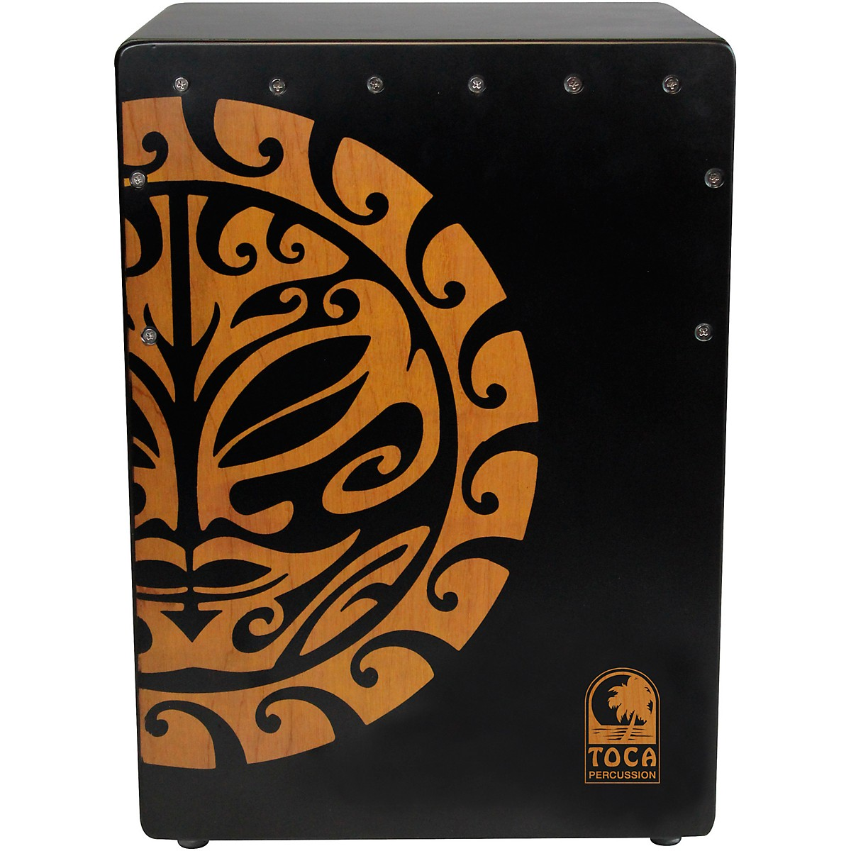 Toca Extended Range Bass Reflex Cajon With Adjustable Snares